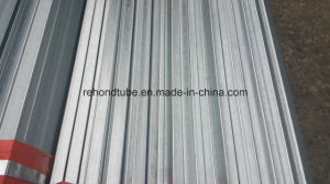 Pre Galvanized Square Steel Pipes pictures & photos