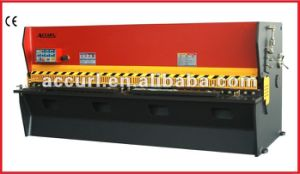 Guillotine Shearing Machine, Hydraulic Cutting and Shearing Machine pictures & photos