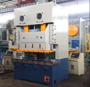 160 Ton C Frame Double Crank Mechanical Power Press Machine pictures & photos