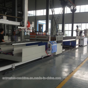 PVC Advertisement Board Making Machine pictures & photos