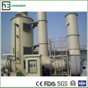 Desulfurization Operation-Dust Collector-Biogas Pre-Treatment pictures & photos