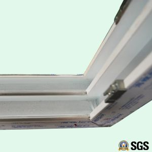 White Colour UPVC Profile Sliding Window, UPVC Window, Window K02078 pictures & photos
