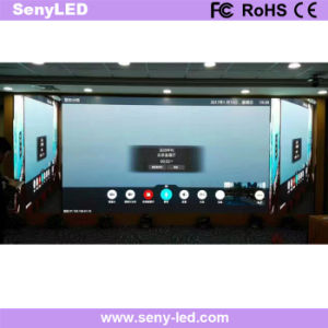 Full Color Die Cast Panel LED Display Screen for Stage Video Advertising pictures & photos