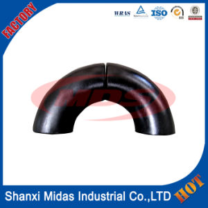 Carbon Steel 45/90 /180 Degree Pipe Bend and Elbow Made in China pictures & photos