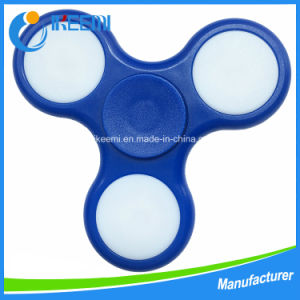Hot Sale Hand Spinner Fidget with LED Light pictures & photos