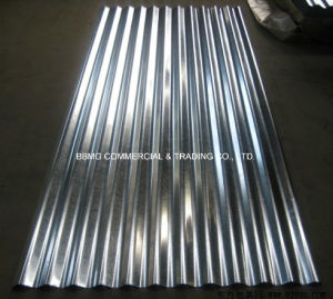 Professional Supplier of China Gi Corrugated Sheet pictures & photos