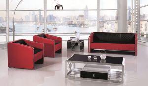 New Fella Design Sofa Red Sofa (FOH-1437) pictures & photos