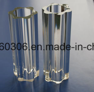 3.3 Profile Tube Glass pictures & photos