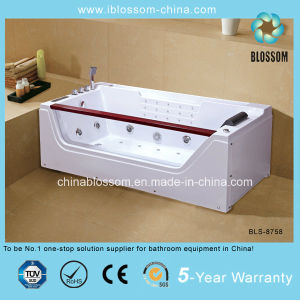 Modern One Person Indoor SPA Bathtub Whirpool Massage Bathtub (BLS-8758) pictures & photos