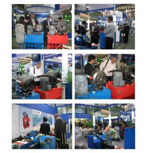 Hydraulic High Pressure Hose Crimping Machine Price pictures & photos
