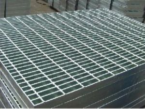 Factory Supply Galvanized Steel Bar Grating pictures & photos
