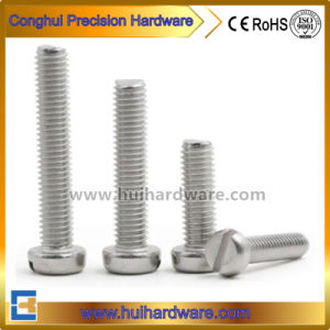 DIN84/ISO1207/GB65 Slotted Cheese/Pan Head Screws pictures & photos