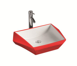 Ceramic Sanitary Ware Art Basin (YZ1309) pictures & photos