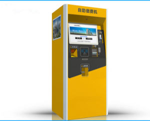 Parking Fee Collection Ticket Machine pictures & photos