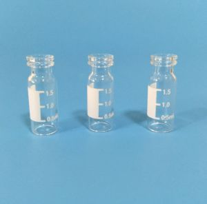 Glass Screw Cap Bottles pictures & photos
