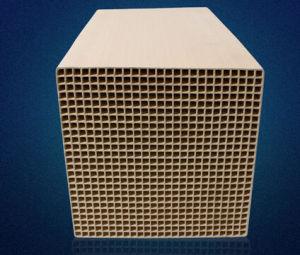 Alumina/Mullite/Corundum Mullite Honeycomb Ceramic Heater for Rto pictures & photos
