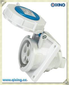 Mennekes Type Angle Flange Socket (QX1475) pictures & photos