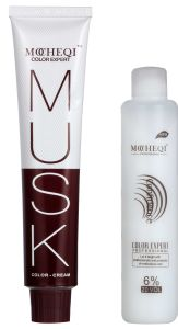 Musk Plant Extract Permanent Professional Hair Color (Double) pictures & photos