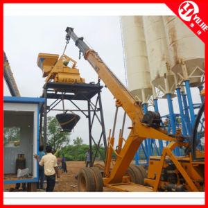 Concrete Batching Plant Hzs25 (25m3/h) pictures & photos