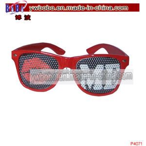 Printed Sticker Party Sunglasses Promotonal Glasses Shipping Agent (P4071) pictures & photos