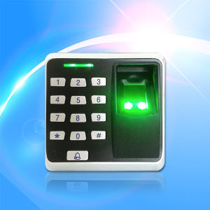 Standalone Fingerprint Keypad Door Access Control Reader (F01/ID) pictures & photos