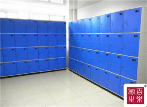 Plastic Locker Storage for Water Park pictures & photos