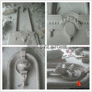 G664 Granite Architectural Moulding Niche for Project pictures & photos