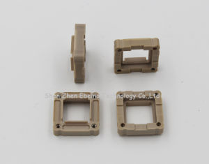 Excellent Mechanical Peek CNC Machining Plastic Products pictures & photos