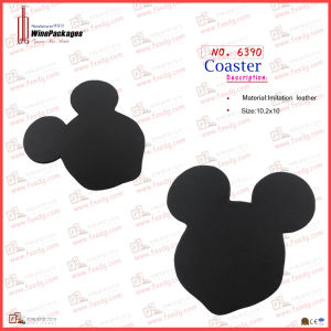 Mickey Lovely Shaped Coaster (6390) pictures & photos