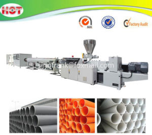 Plastic UPVC CPVC Pipe Extruder/Making Machine pictures & photos