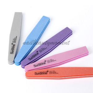Nail Art Sponge Buffer Files Manicure Tools (FF05)