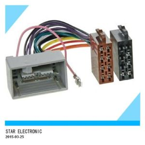 Car of Honda 24 Pin ISO Wiring Harness pictures & photos