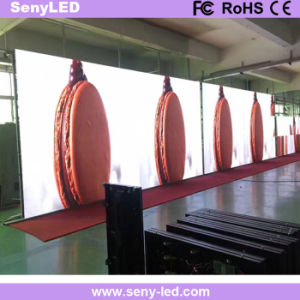 HD P2.976 Indoor Slim High Definition Full Color Rental LED Display Screen for Advertising (CE RoHS FCC) pictures & photos