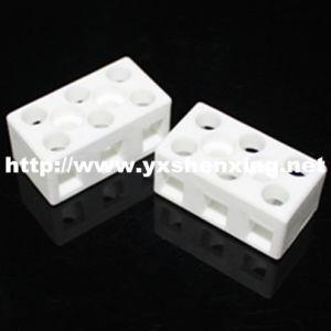 Excellent Insulating Electrical Steatite Ceramic Terminal Block
