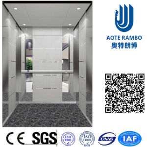 AC Vvvf Gearless Drive Passenger Elevator Without Machine Room (RLS-244) pictures & photos