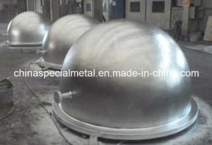Cast Iron Crucibles for Aluminum Ingots