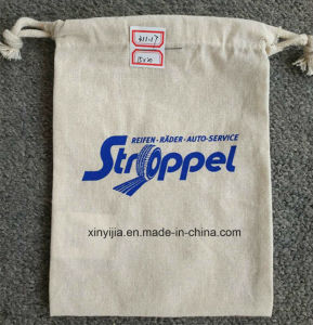 Convenient Cotton Bag with String to Close