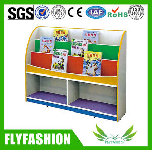 Wooden Children Bookshelf Bookcase (SF-101C) pictures & photos