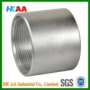 Metric Coarse Round Allthread Coupling Connector Steel pictures & photos