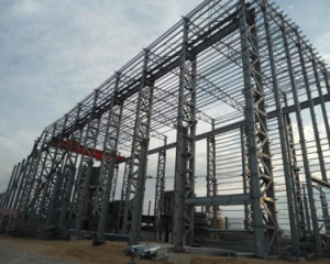 Professional Supplier Steel Structure Building in Ivory Coast pictures & photos