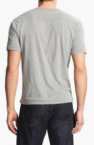 Wholesale Mens 100 Cotton Printed T-Shirt pictures & photos