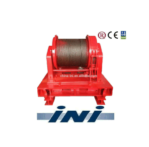 Ini 100kn 10 Ton Two Speed Ship Anchor Windlass and Mooring Winch