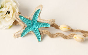 Fashion Summer Beach Flower and Star Shell Headbands pictures & photos