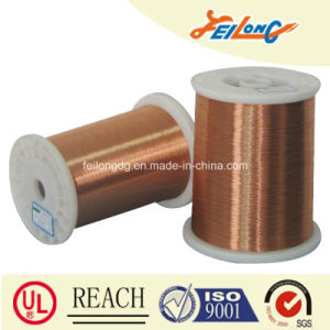 180 Polyurethane Copper-Clad Aluminum Enamelled Round Wire pictures & photos