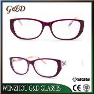 Fashion New Model Acetate Spectacle Optical Frame Eyeglass Eyewear pictures & photos