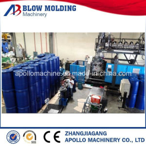 Extrusion Blow Molding Machine for Making 55gallon HDPE Drums pictures & photos