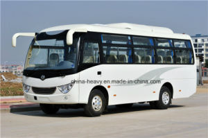 Rhd/LHD Dongfeng 140HP Passenger Coach/Bus (27+1 driver seat with 3 folded seats) pictures & photos