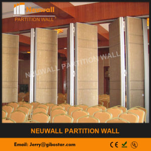 Acoustic Sliding Partition Wall for Hotel/Restaurant pictures & photos
