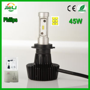 Philips 45W P86 H7 LED Car Headlight pictures & photos