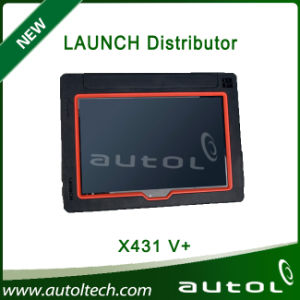 New Arrival Launch X431 V+, Super Auto Diagnostic Tool, X-431 V+ Table PC Ull System Diagnostic Tool One Click Online Update pictures & photos